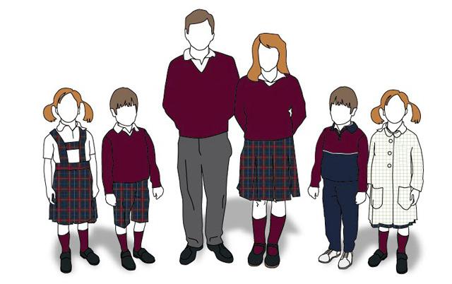 b00cebd4f4ca3 uniformes escolares a medida – el rincón de karland basics + 683 42 ...